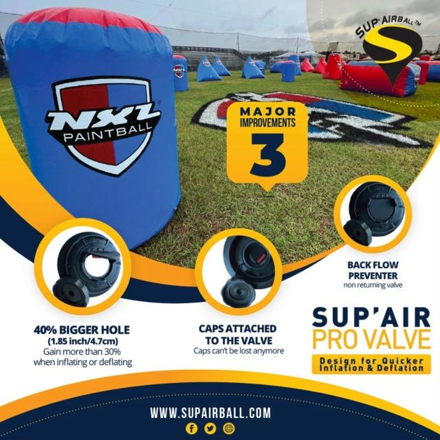 Sup'Airball Provalve 21sab10