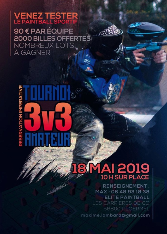 Tournoi amateur 3 vs 3 France / 56) 55495910