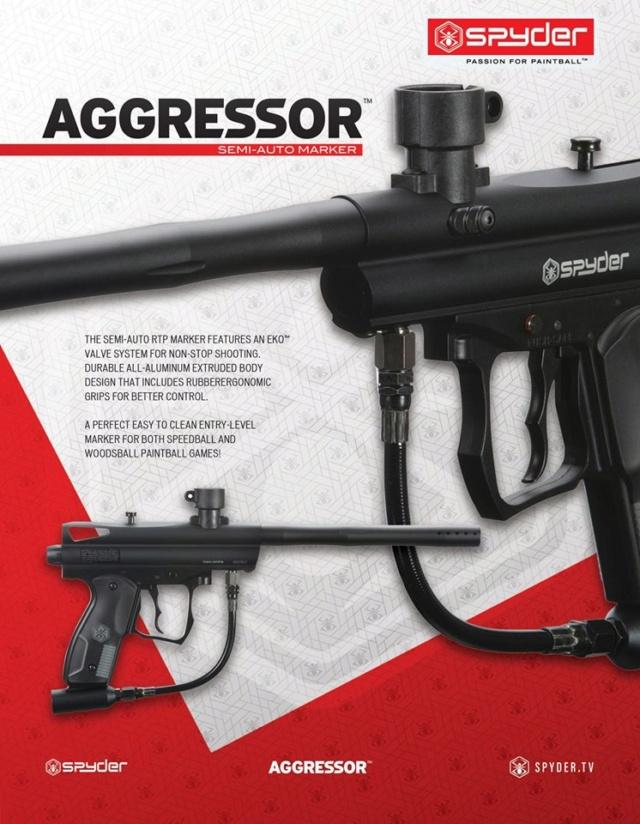 Spyder Aggressor Agress10