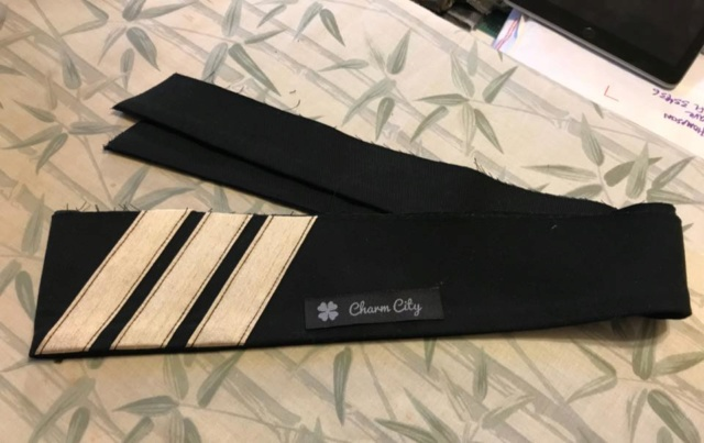 Charm City Headbands / Headwraps Blackg10