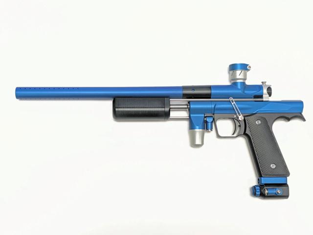CCM 6.5 Bleu Silver Noir Ccm65t10