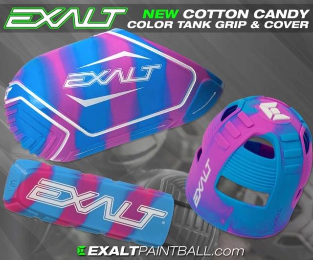 Exalt Cotton Candy Pack Cotton10