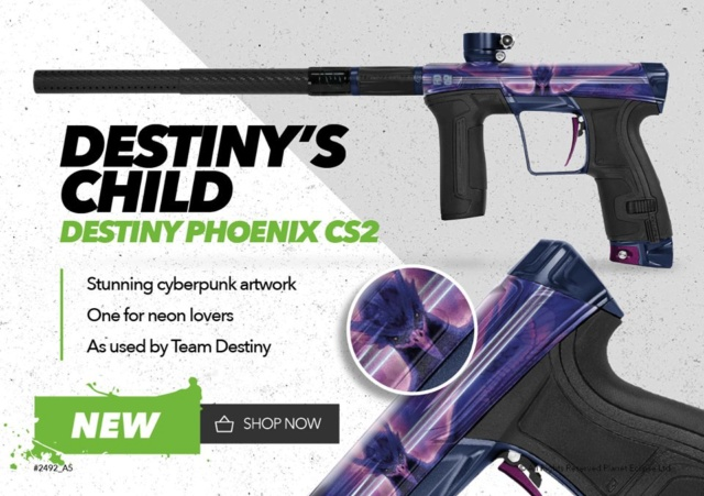 Planet Eclipse  CS2 Destiny Phoenix Cs2des10