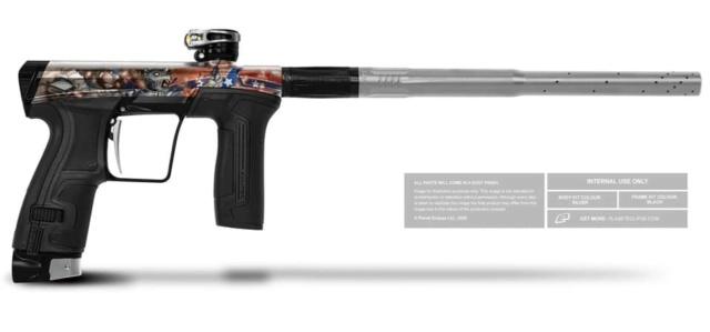 Planet Eclipse  CS 2 Pro Battle Wolf / Trade my Gun Cs2pro26