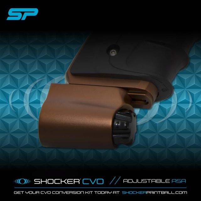 SP Shocker CVO Adaptateur on/off Cvoada10