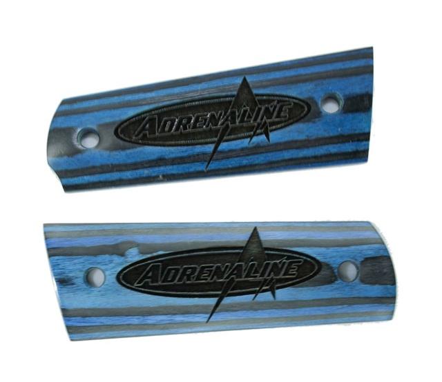 Adrenaline Paintball: Plaquettes de poignée SP CVO Cvoble10