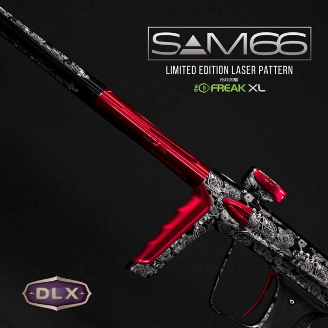 DLX Luxe Ice Sam66 Sam Monville / Houston Heat Dlxlux19