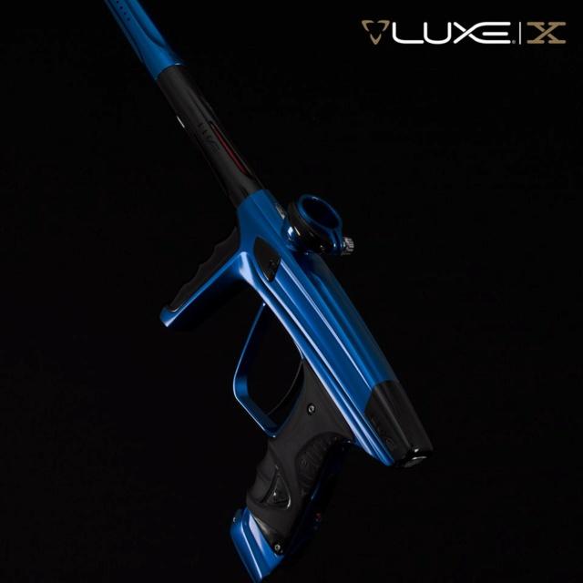 DLX Luxe X Bleu Gloss Noir Dlxlux33