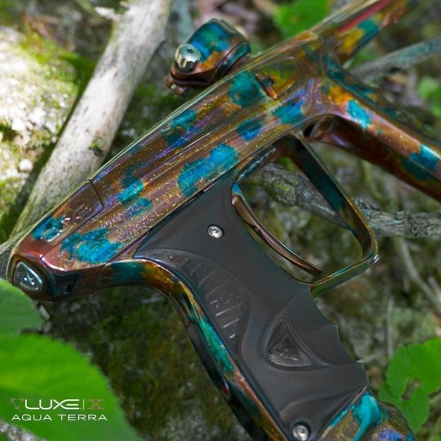 DLX Luxe X Aqua Terra Dlxlux44