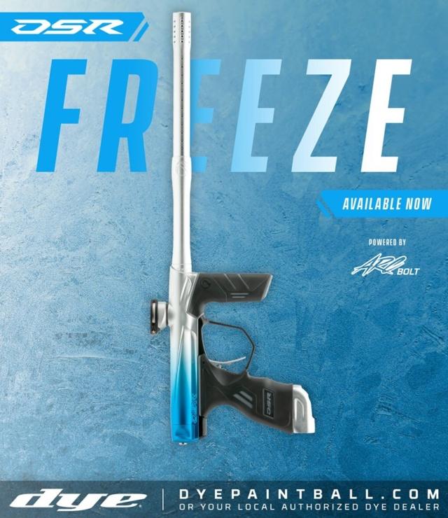 Dye DSR Freeze Dsrfre10