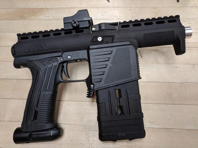 East Coast Anarchy Production: DW MG 100 Dwmg1010
