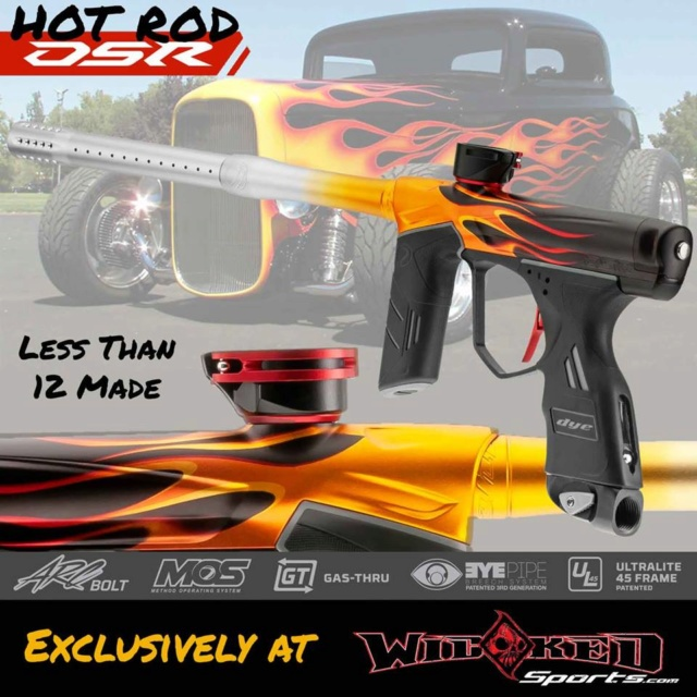 Wicked Sports / Dye DsR Hot Rod Dyedsr10