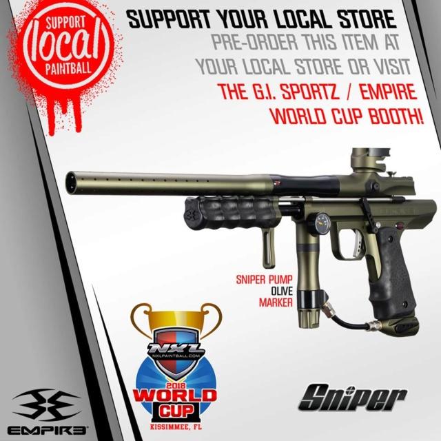 Empire Sniper Olive 2018 Empire12