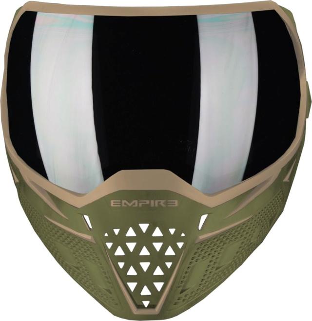 Empire EVS Olive Tan. Evsoli10