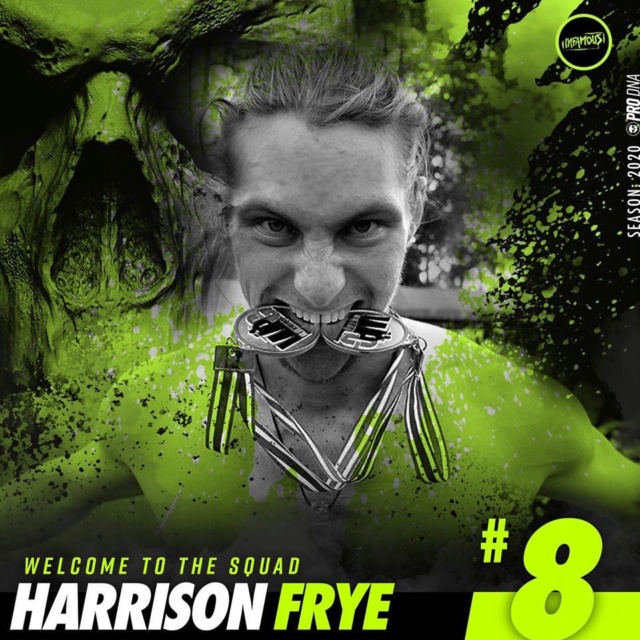 mercato: Harrison Frye: Seattle Thunder -> Los Angeles Infamous (USA) Harris10