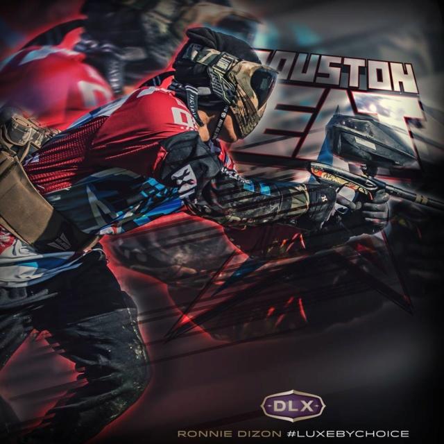 DLX: Ronnie Dizon Houston Heat Hh1910