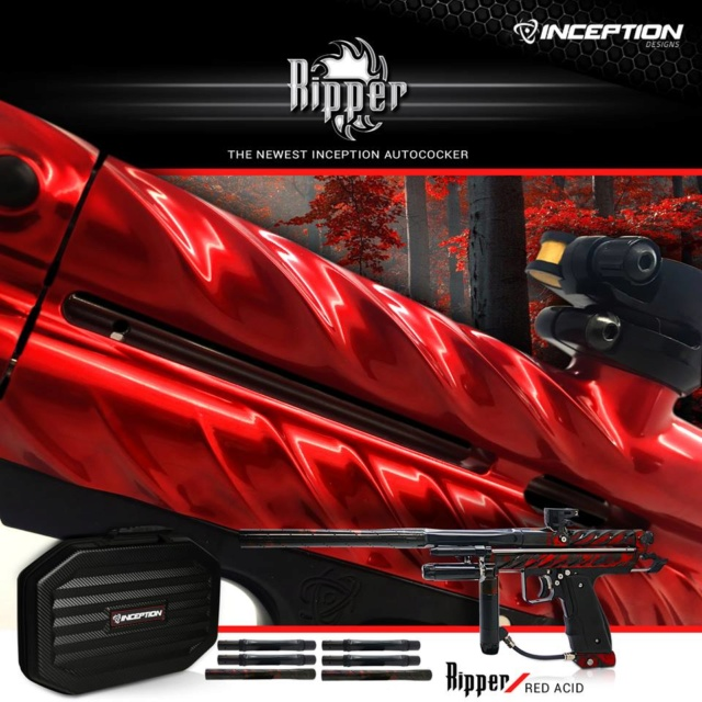 Inception Ripper Red Acid Incept13