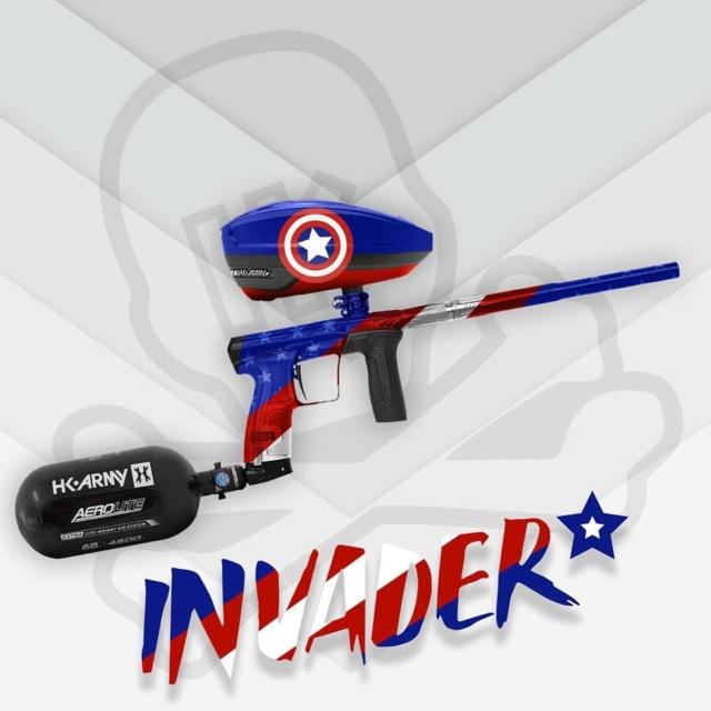HK Army Invader Captain America Invade10