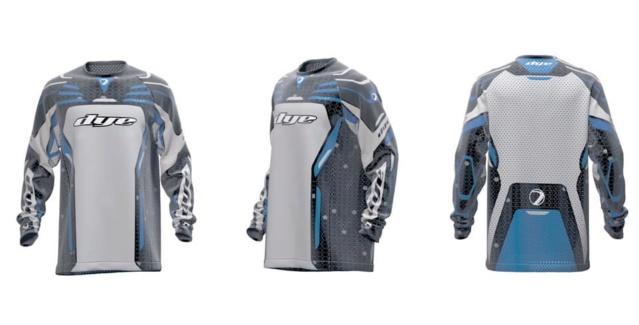 Dye Jerseys LT 2019 Lt19gr10