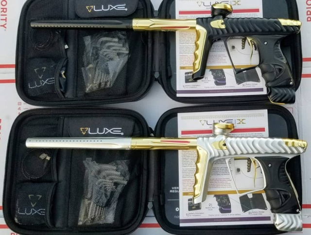HK Army Luxe X Gold series Luxexb10
