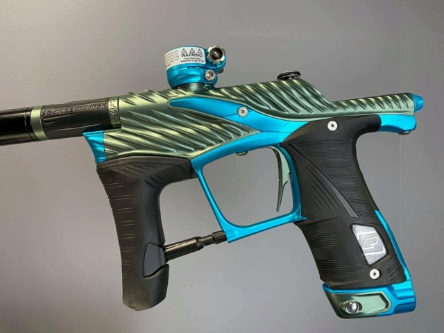 Commited Paintball: Planet Eclipse LV 1.6 Twstr SLR Everglade Lv16tw14