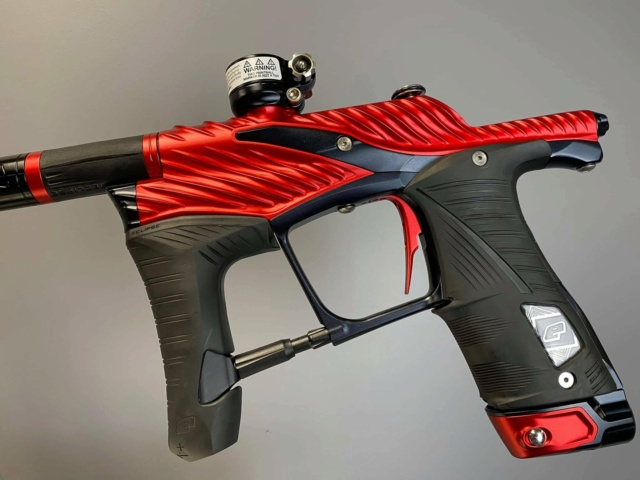 Commited Paintball: Planet Eclipse LV 1.6 Twstr SLR Midnight Express Lv16tw18