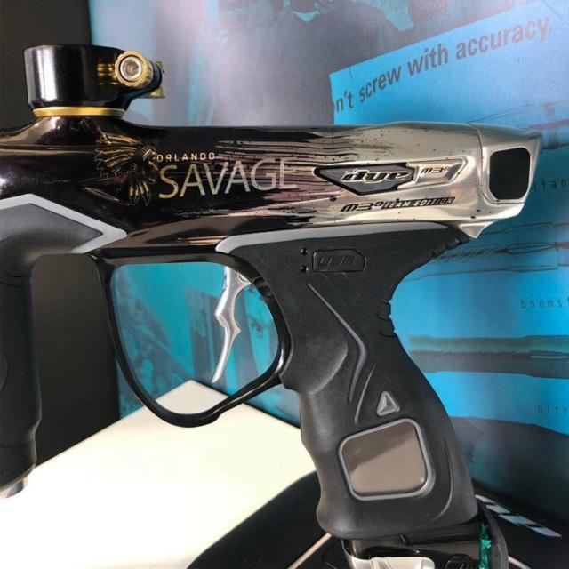 Dye M3+ Orlando Savage M3sava10