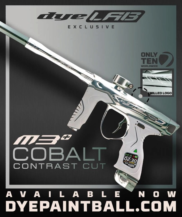 Dye M3+ Cobalt Contrast Cut M3scob10