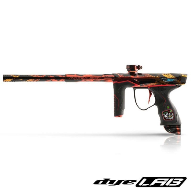 Dye M3S Meltdown M3smel10