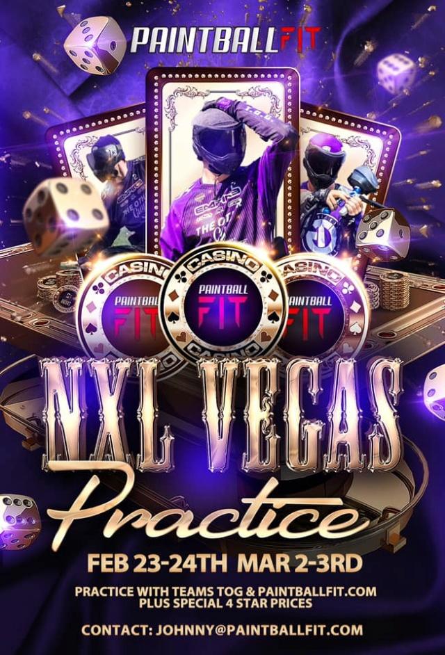 Paintball Fit: NXL Vegas Practice (USA / NV) Nxlveg10