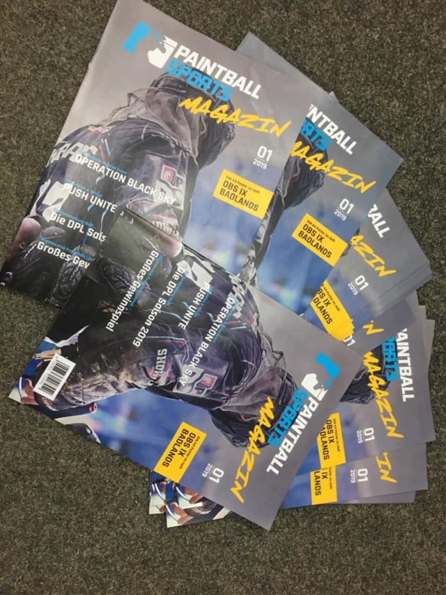 Paintball Sports Magazin (Allemagne) Paintb15