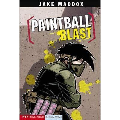 Paintball Blast / Jake Maddox Paintb20