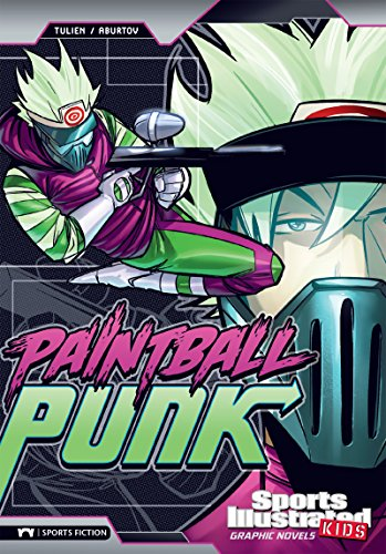 Paintball Punk (Sports Illustrated Kids Graphic Novels) Paintb21