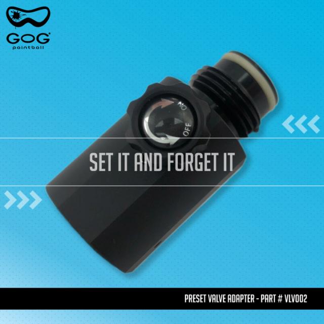 GoG Preset Valve Adapter Preset10