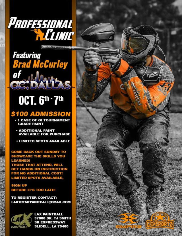 Professional Clinic Feat Brad Mc Curley (USA / LA) Procli10