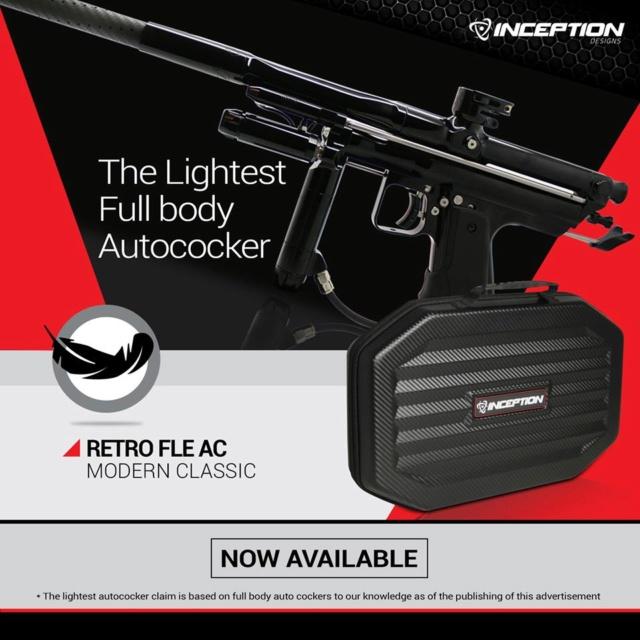 Inception Retro FLE AC Noir Retrof11