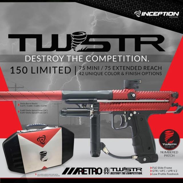 Inception Retro Twistr LE Retrot10