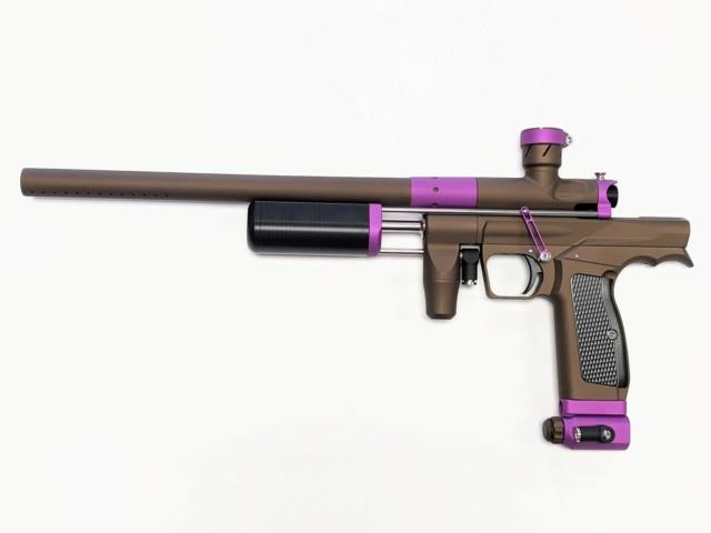 CCM S6.5 Dust Brown Purple S65dus10