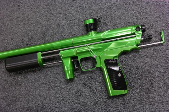 CCM S6m Polished Green / Black S6mpol12