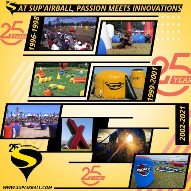 Sup'AirBall 25ième Anniversaire Sab25t10