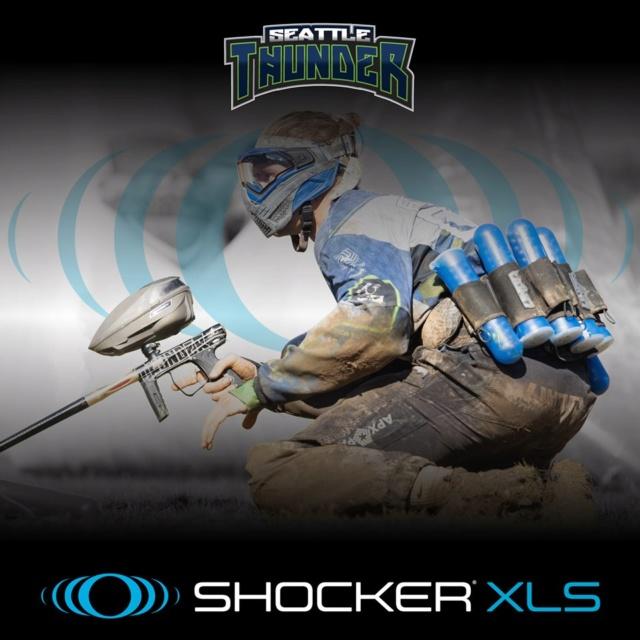 SP: Seattle Thunder Shocker XLS Spseat10