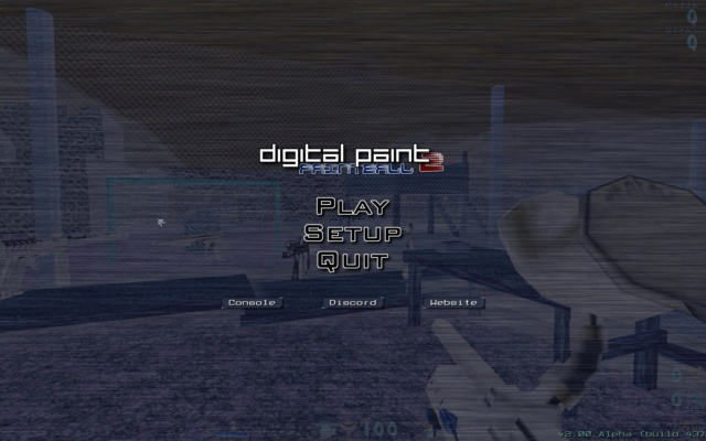 Test Digital Paintball 2 (PC) Sshot010