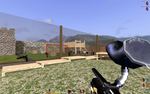 Test Digital Paintball 2 (PC) Sshot011