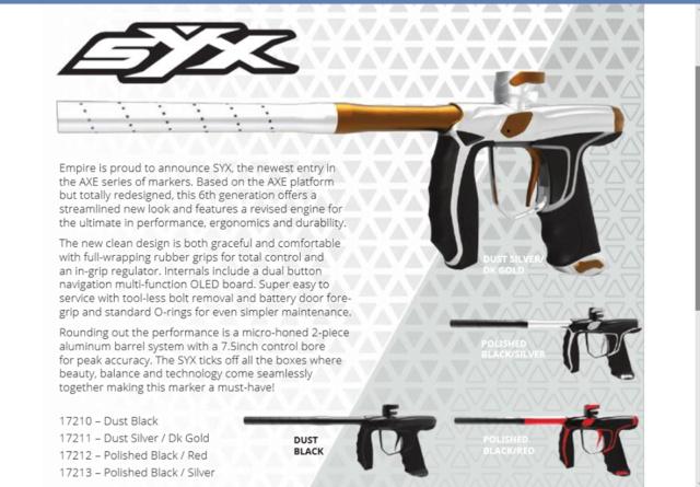 Empire Syx Syx1810