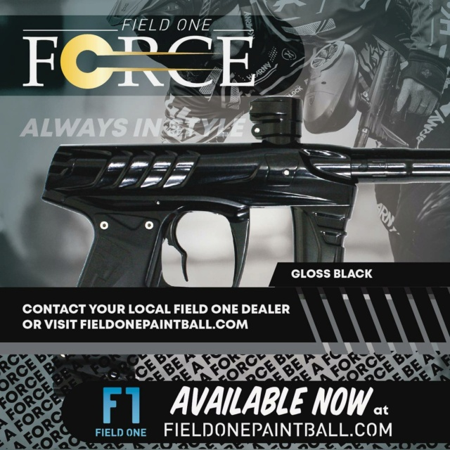 Field One Force Gloss Black Thefor15