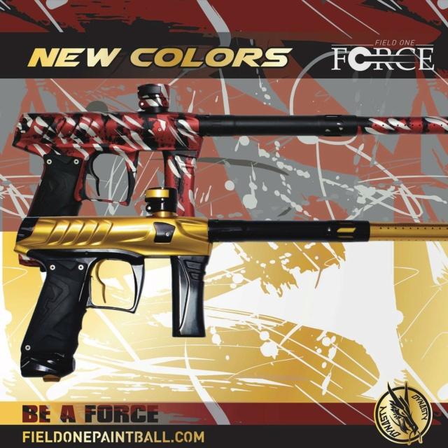 Field One The Force Red Tiger & El Dorado Tigerr10