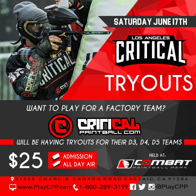 Critical Try out (USA / CA) Tryout10