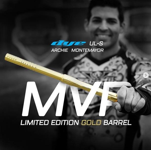 Dye UL-S MVP Edition Limitée KidArch Uls_go10