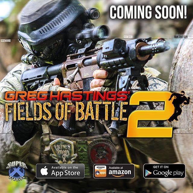 Greg Hastings Fields of Battle 2 (Video Game / Jeu Vidéo) Videog10