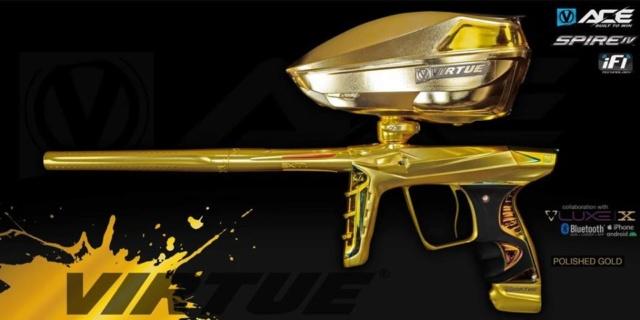 Virtue Ace & Virtue Spire 4 Polished Gold Virtue35